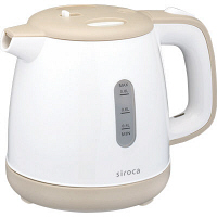 siroca(シロカ) 電気ケトル 0.8L SEK-208BE