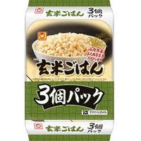玄米ごはん 3個パック 160g×3