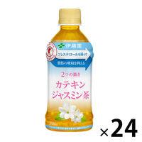 【トクホ・特保】伊藤園 2つの働き カテキンジャスミン茶 350ml 1箱(24本入)