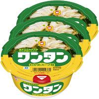 ワンタン わかめスープ味 しお味 3食