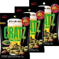 江崎グリコ クラッツ 枝豆 3個