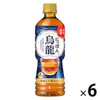 ポッカサッポロフード&ビバレッジ にっぽん烏龍 500ml 1セット(6本)