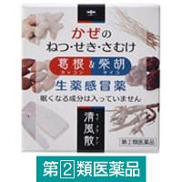 【指定第2類医薬品】清風散 12包 摩耶堂製薬