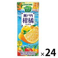 瀬戸内柑橘ミックス 195ml 24本