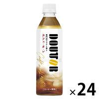 アサヒ飲料 ドトール カフェ・オ・レ 500ml 1箱(24本入)
