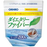 オリヒロ ダイエタリーファイバー顆粒 1袋(200g) 食物繊維サプリメント