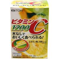 井藤漢方製薬 ビタミンC1200 1箱(2g×24袋入) サプリメント