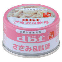 d.b.f(デビフ) ドッグフード ささみ&軟骨 85g 1ケース(24缶)