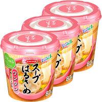 スープはるさめ ワンタン 23g 3食