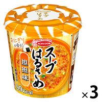 インスタント スープはるさめ 担担味 33g 1セット(3食入) エースコック