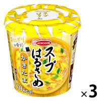 スープはるさめ かきたま  20g 3食