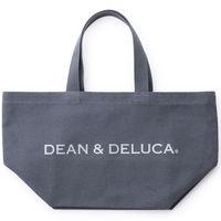 DEAN&DELUCA(ディーンアンドデルーカ) トートバッグ チャコールグレイ S