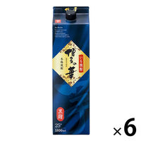 博多の華 本格焼酎 いも 25度 1.8Lx6本