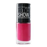 メイベリン ニューヨーク カラー ショー ネイル 260 バブリシャス ピンク 6.5mL