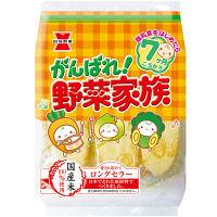 岩塚製菓 がんばれ!野菜家族 55g