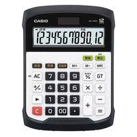 カシオ計算機 卓上型防水・防塵電卓 WD-320MT-N