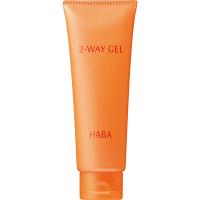 HABA(ハーバー) ツーウェイジェル(温感マスク・洗い流しタイプ) 120g ハーバー研究所