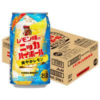 ニッカハイボール 350ml×24缶