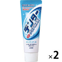 デンタークリアMAXスーパークール2本