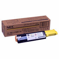 NEC レーザートナーカートリッジ PR-L1700C-16 イエロー(大容量) (直送品)