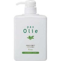 パックスオリー リンス ポンプ 石鹸シャンプー専用 550ml 太陽油脂