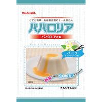 かんてんぱぱ ババロリア バニラ 1個(150g)