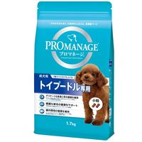 プロマネージ ドッグフード 成犬用 トイプードル専用 1.7kg 1袋 マースジャパン