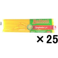 ブイトーニ No.71スパゲティーニ 1.6mm 500g 1セット(25袋)