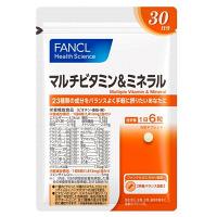 マルチビタミン&ミネラル 約30日分(180粒) ファンケル サプリメント
