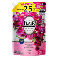 花王 フレアフレグランス 柔軟剤 フローラル&スウィート 詰替1200ml 1個