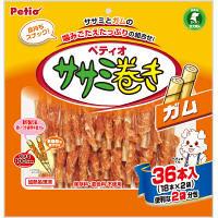 Petio(ペティオ) ドッグフード ササミ巻き ガム 1袋(36本入) ヤマヒサ