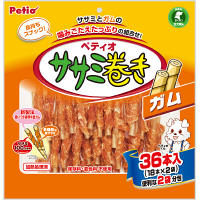 Petio(ペティオ) ドッグフード ササミ巻き ガム 1セット(72本) ヤマヒサ