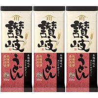 日清フーズ 川田製麺 讃岐うどん 1セット(3袋入)
