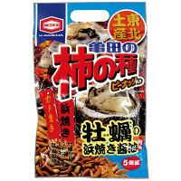 東北土産亀田の柿の種牡蠣の浜焼き醤油風味