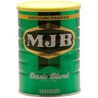 【コーヒー粉】MJB ベーシックブレンド 1缶(340g)