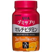 UHAグミサプリ マルチビタミン ボトルタイプタイプ 30日分 UHA味覚糖 サプリメント