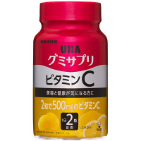 UHAグミサプリ ビタミンC ボトルタイプタイプ 30日分 UHA味覚糖 サプリメント