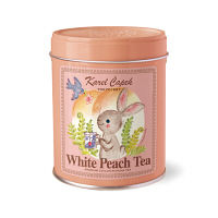 ホワイトピーチティー ティーバッグ 1缶(8バッグ)