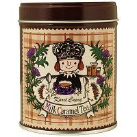 カレルチャ ミルクキャラメルティー 缶 50g [1375]