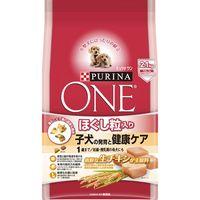 PURINA ONE(ピュリナワン) ドッグフード ほぐし粒入り 子犬用 2.1kg 1袋 ネスレ日本