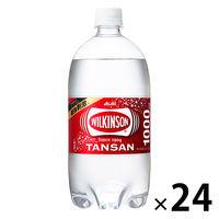 WILKINSON(ウィルキンソン) タンサン 1L 1セット(24本) アサヒ飲料