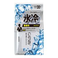GATSBY(ギャツビー) アイスデオドラント ボディペーパー(徳用) 無香料30枚入 マンダム
