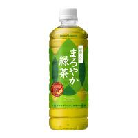 まろやか緑茶 600ml 48本