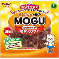 Petio(ペティオ) ドッグフード チキンガムMOGU 砂ぎもソフト 220g 1袋 ヤマヒサ