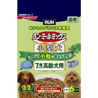 ラン・ミールミックス ドッグフード 小型犬 7歳からの高齢犬用 3.2Kg(小分け6パック) 1個 日清ペットフード