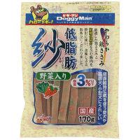 DoggyMan(ドギーマン) ドッグフード 低脂肪 紗 野菜入り 170g 1袋