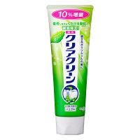 クリアクリーンナチュラルミント ST増量 143g 花王 歯磨き粉