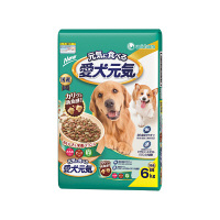 愛犬元気 ささみビーフ野菜入6.0kg
