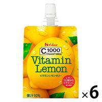 C1000 ビタミンレモンゼリー6個入