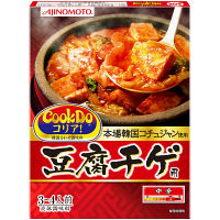 Cook Do コリア!豆腐チゲ用
